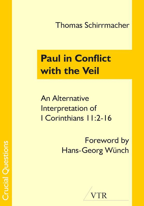 Cover Paul in Conflict with the Veil