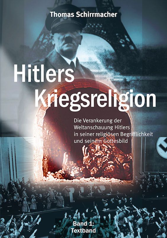 Cover Hitlers Kriegsreligion