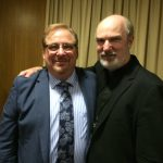 With Rick Warren in the Vatican (2014)
