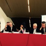 Panel on martyrdom at SantEgidio's World Conference on Peace in Tirana, Albania (2015)