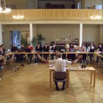 I love all: A seminar in Chemnitz with students from Martin Bucer Seminary (2007)