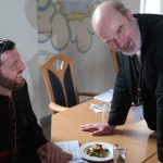 Laughing with the Syrian-Orthodox Archbishop of the Netherlands