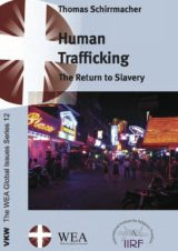 Cover Menschenhandel / Human Trafficking