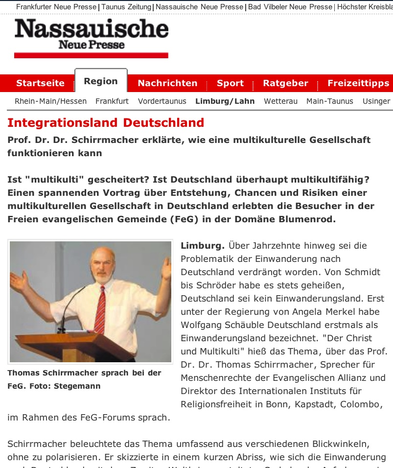 Integrationsland Deutschland