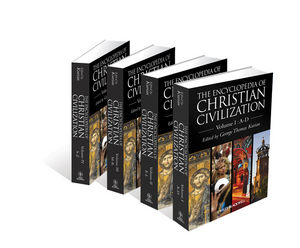 Encyclopedia of Christian Civilization erschienen – Liste meiner Beiträge