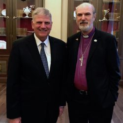William Franklin Graham III, Präsident der Billy Graham Evangelistic Association und von Samaritan's Purse