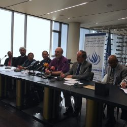 UNHCHR press conference in Beirut