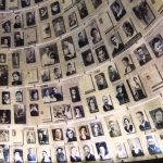 Gedenken an den Holocaust in Jad Vashem in Jerusalem (2012)