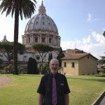 In the garden of the Vatican (2013)