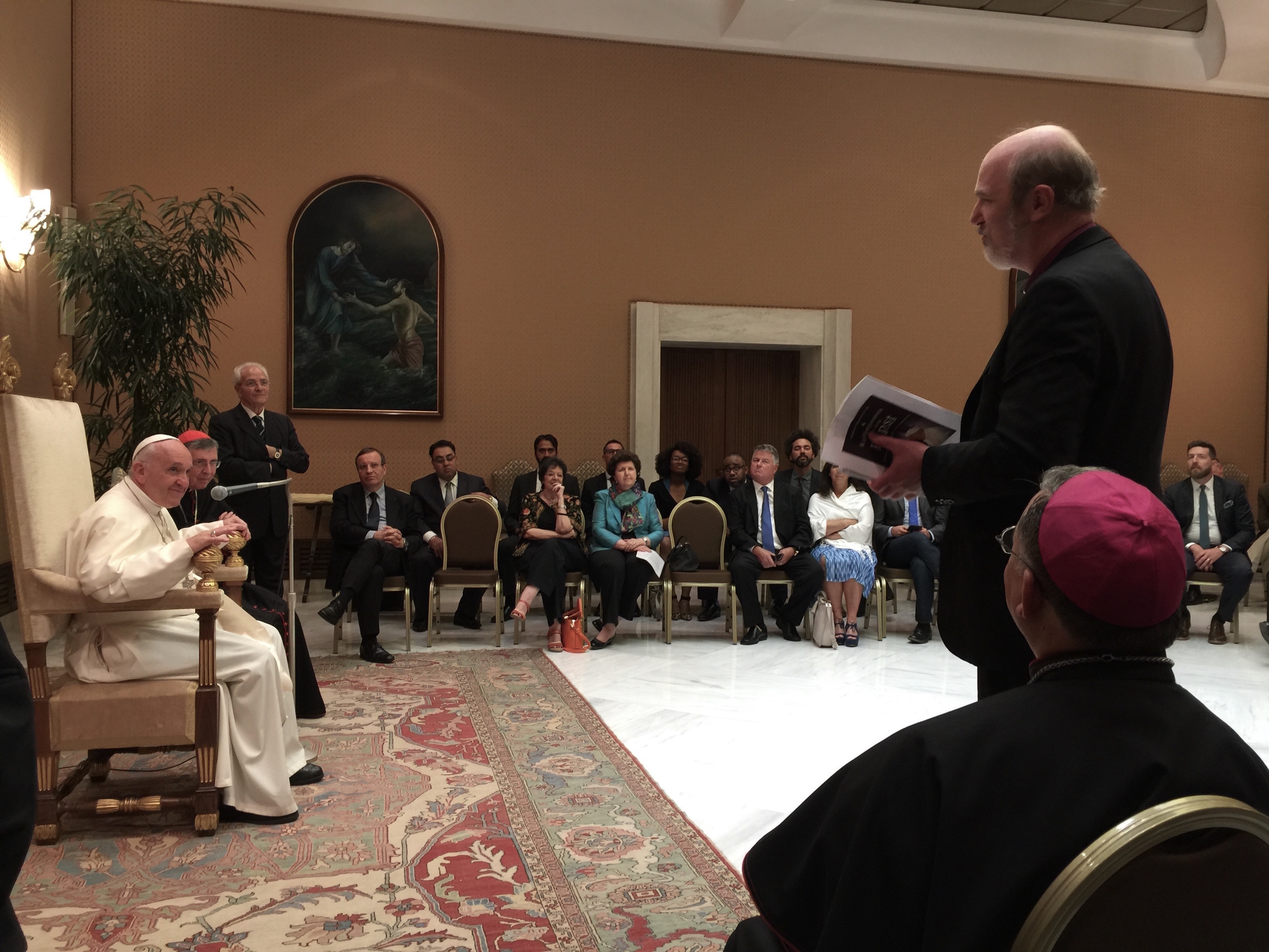 Pope Francis and Women in the Office of Diaconal Ministry