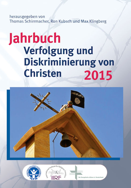 The German language 2015 Yearbook on Christian Persecution and Discrimination of Christians and the 2015 Yearbook on Religious Freedom are available for download