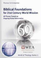 Cover Biblical Foundations for 21st Century World Mission