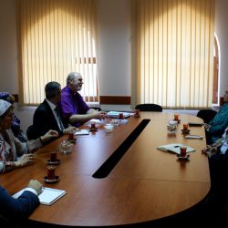 Azerbaijan – Discussion with Caucasus Muslim Board