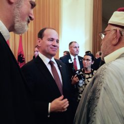Montenegro – Grand Mufti of Montenegro (beside the President of Albania)