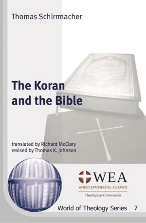 Cover The Koran and the Bible