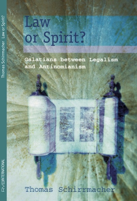 Cover Law or Spirit? Galatians between Legalism and Antinomianism