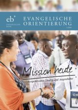 "My article ""Mission Respekt"" in the magazine of the Protestant Association of Germany"