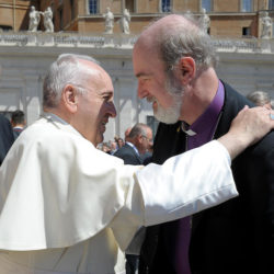 Pope Francis and Bishop Thomas Schirrmacher 2 © Osservatore Romano 242435_27062018.jpg