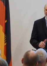 Schirrmacher releases Lecture held at the Federal Ministry of Defence