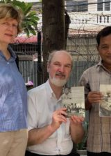 Thomas and Christine Schirrmacher met Norng Chan Phal, a survivor of S-21
