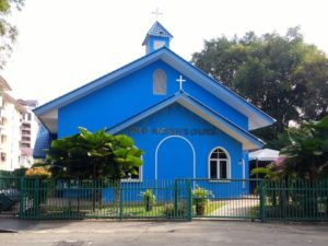 St. Andrews Church, Brunei (Anglican and Catholic) © CC0 1.0
